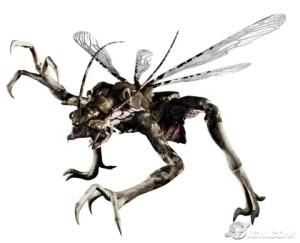 zombie bee